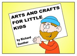 001_Arts_Crafts: Art and craft; Art and craft book; Colour