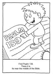 03_Colouring_God_Me: Bible story; Black and white; BW; Coloring; Colouring; Line Art