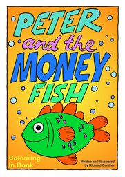 00_Colouring_Peter_Fish: Art and craft; Bible story; Black and white; Colour; Coloring; Colouring; Line Art