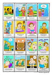 18_Colouring_Samson: Art and craft; Art and craft book; Bible story; Colour; Coloring; Colouring; Line Art