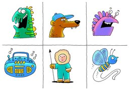 015_Handy_Pictures: Colour; Clip Art