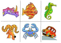 025_Handy_Pictures: Colour; Clip Art