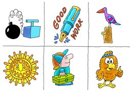 026_Handy_Pictures: Colour; Clip Art
