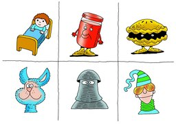 030_Handy_Pictures: Colour; Clip Art