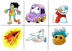 061_Handy_Pictures: Colour; Clip Art