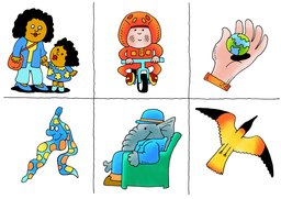 063_Handy_Pictures: Colour; Clip Art