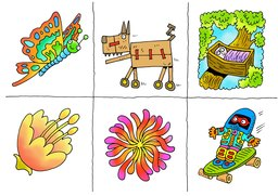 067_Handy_Pictures: Colour; Clip Art