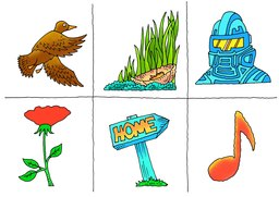 080_Handy_Pictures: Colour; Clip Art