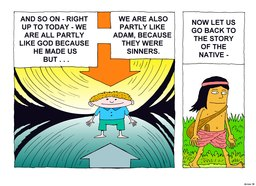 18_Arrowroot_Story: Bible topics; Colour; Story