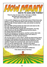 043_Ask Away: Bible topics; Colour; Questions