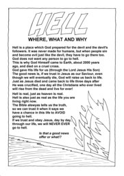 071_Ask Away: Bible topics; BW; Questions