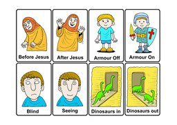 01_Bible_Cards: Bible Books; Colour; Games; Puzzle