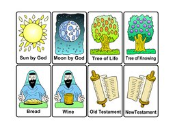 04_Bible_Cards: Bible Books; Colour; Games; Puzzle