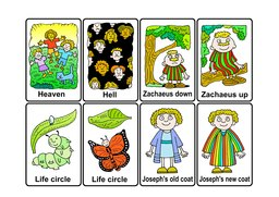 06_Bible_Cards: Bible Books; Colour; Games; Puzzle