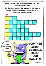 015_Bible_Puzzles: Colour; Games; Puzzle