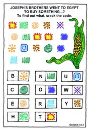 040_Bible_Puzzles: Colour; Games; Puzzle