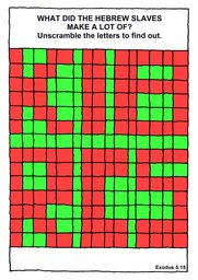 067_Bible_Puzzles: Colour; Games; Puzzle