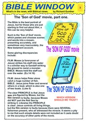 003_Bible_Window: Bible topics; Colour