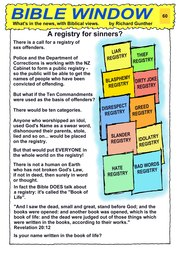 060_Bible_Window: Bible topics; Colour