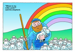 02_Little_Lamb: Bible story