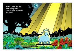 14_Little_Lamb: Bible story