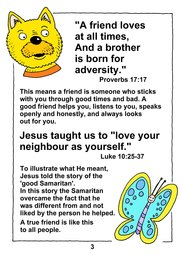 002_Bible_Promises: Bible promises; Bible topics; Colour