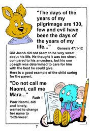 006_Bible_Promises: Bible promises; Bible topics; Colour