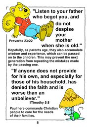 007_Bible_Promises: Bible promises; Bible topics; Colour