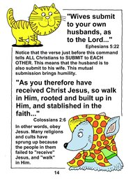 013_Bible_Promises: Bible promises; Bible topics; Colour