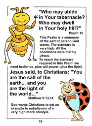 018_Bible_Promises: Bible promises; Bible topics; Colour
