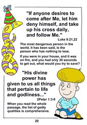 019_Bible_Promises: Bible promises; Bible topics; Colour