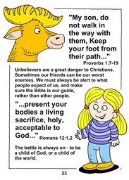 022_Bible_Promises: Bible promises; Bible topics; Colour