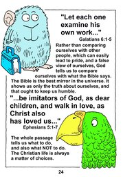 023_Bible_Promises: Bible promises; Bible topics; Colour