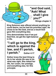 032_Bible_Promises: Bible promises; Bible topics; Colour