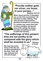 039_Bible_Promises: Bible promises; Bible topics; Colour