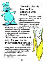 040_Bible_Promises: Bible promises; Bible topics; Colour