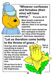 053_Bible_Promises: Bible promises; Bible topics; Colour
