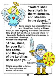 064_Bible_Promises: Bible promises; Bible topics; Colour