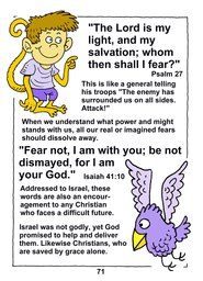070_Bible_Promises: Bible promises; Bible topics; Colour