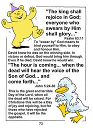 072_Bible_Promises: Bible promises; Bible topics; Colour