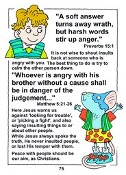 074_Bible_Promises: Bible promises; Bible topics; Colour