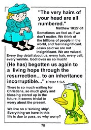 077_Bible_Promises: Bible promises; Bible topics; Colour