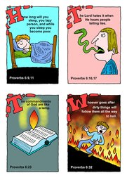 05_Bible_Proverbs: Bible topics; Colour; Proverbs