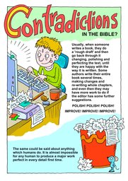 01_Questions_Contradictions: Bible topics; Colour