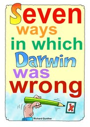 01_Darwin_Was_Wrong: Colour; Creation; Darwin