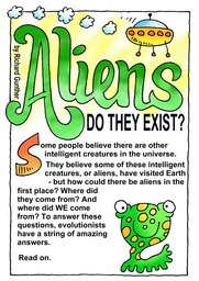 01_Questions_Aliens: Aliens; Colour; Creation