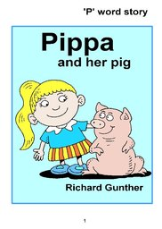 01_Pippa_Pig: Alphabet; Animals; Colour; Reading books