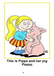 03_Pippa_Pig: Alphabet; Animals; Colour; Reading books