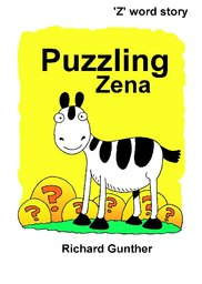 01_Zena_Zebra: Alphabet; Animals; Colour; Reading books