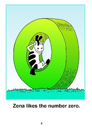 08_Zena_Zebra: Alphabet; Animals; Colour; Reading books